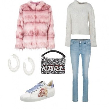 Outfit Sport chic!