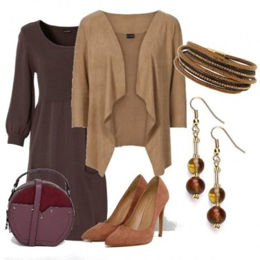 Outfit Autunno in love