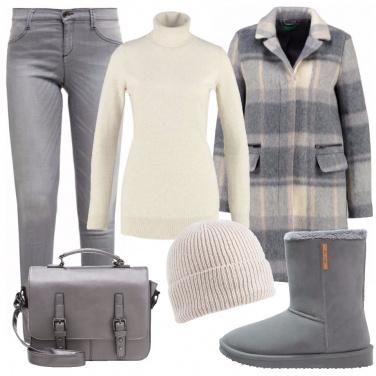 Outfit Pendolare a lezione