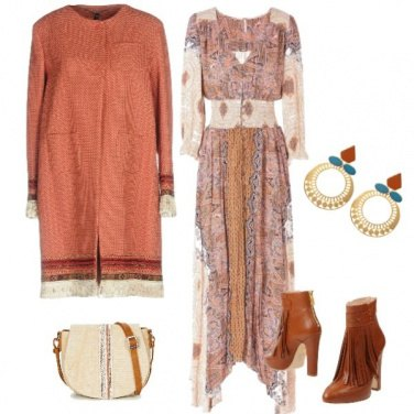 Outfit Etnico #3501