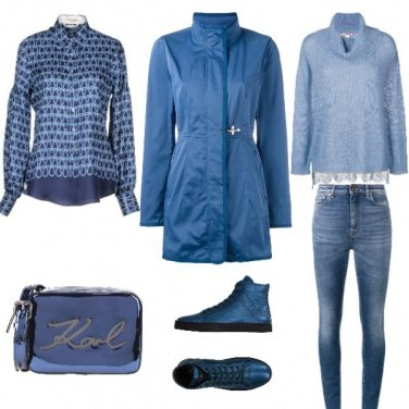 Outfit Lezione frontale