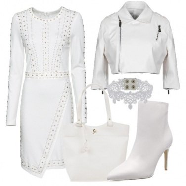 Outfit Girocollo chic