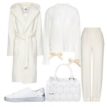 Outfit White mood