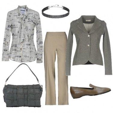 Outfit Casual ma elegante per l\'ufficio