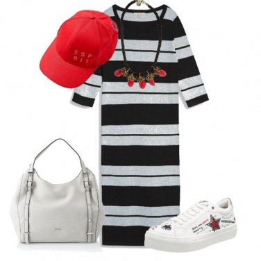 Outfit Sporty low cost