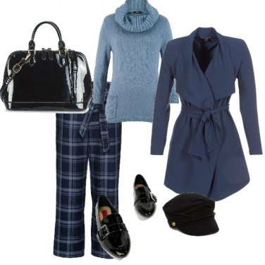 Outfit Stile british