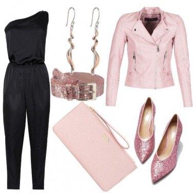 Outfit Serata rock