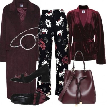 Outfit Tendenze Wine