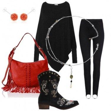 Outfit Folk basic