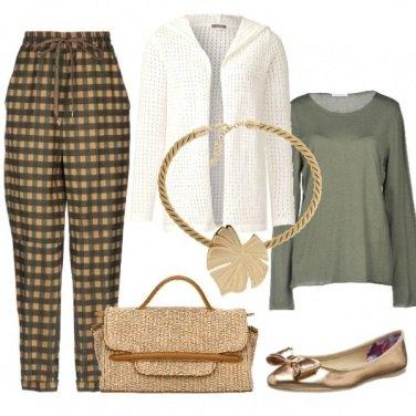 Outfit Foglia d\'oro