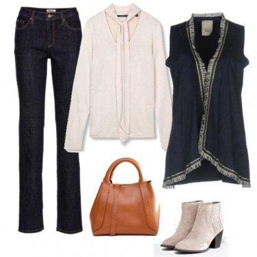 Outfit Con la french alle mani
