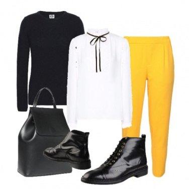 Outfit Bon ton casual