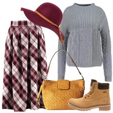 Outfit Meravigliosa in casual