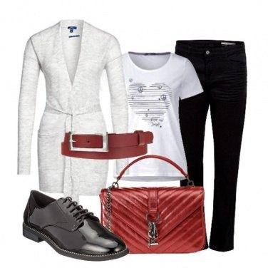 Outfit Cuori per tutti i giorni