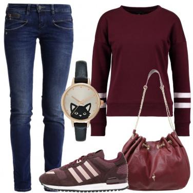 Outfit La moda semplice