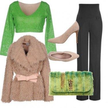 Outfit Colori in contrasto
