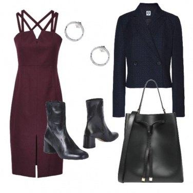 Outfit L\'intreccio intrigante