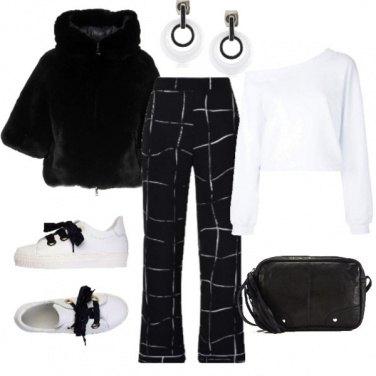 Outfit Semplice..ma non troppo