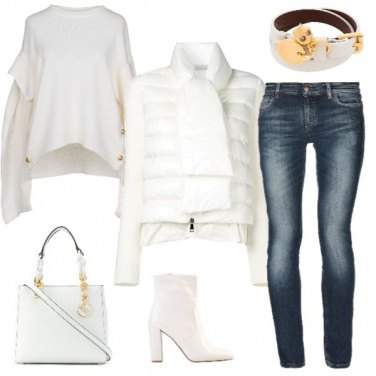 Outfit In White...