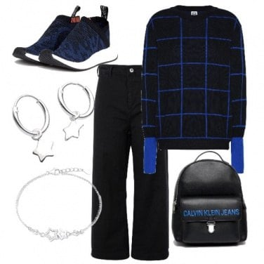 Outfit Sempre di corsa...ma fashion !