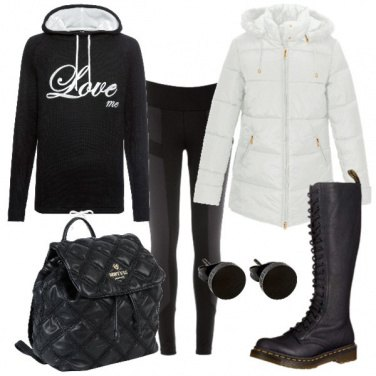 Outfit Urban #9000