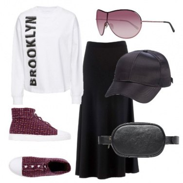 Outfit Urban #9001