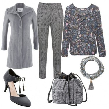 Outfit Grigio..