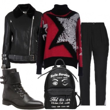 Outfit Anfibi maschili