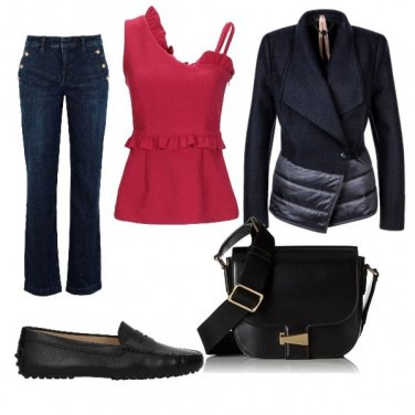 Outfit Urban #9005