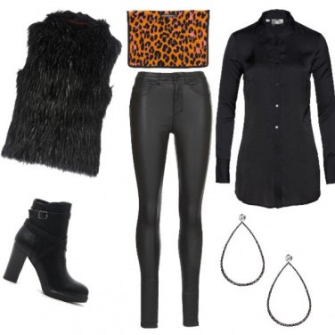 Outfit Eco Animalier