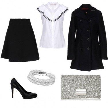 Outfit Bon ton puro