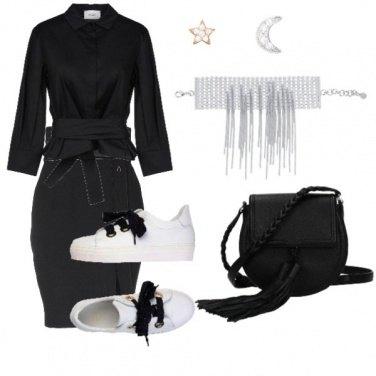 Outfit Elegante spiritoso
