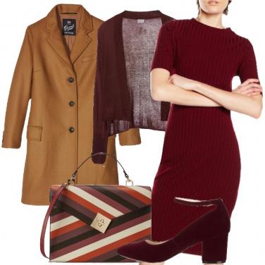 Outfit Caldo ensemble invernale