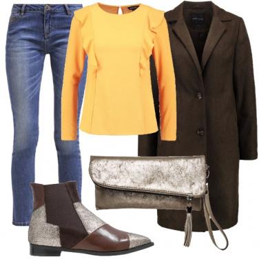 Outfit Una scarpa particolare
