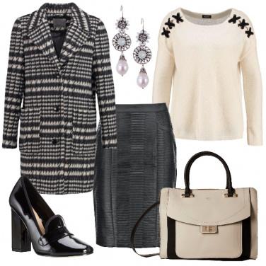 Outfit Impeccabilmente donna