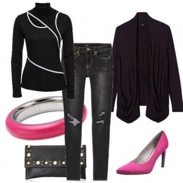 Outfit Autunno e colore
