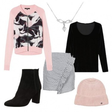 Outfit Aperitivo insieme