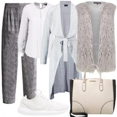 Outfit Sovrapposizioni di stile