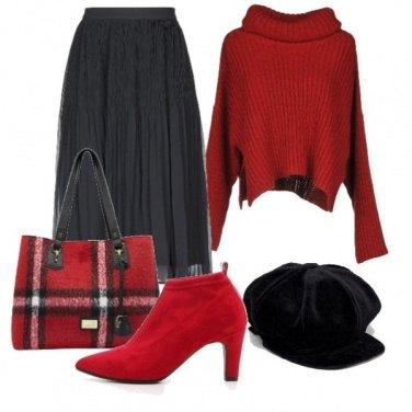Outfit Shopper tartan