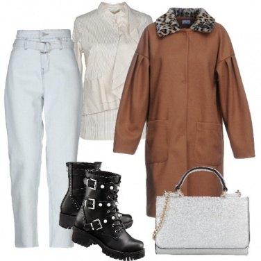 Outfit Anfibi bon ton