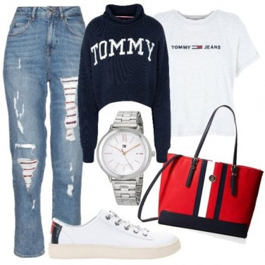 Outfit Tommy Hilfiger