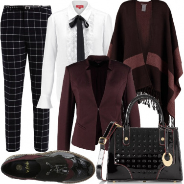 Outfit Una donna in carriera