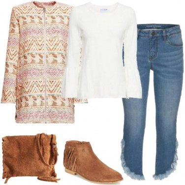 Outfit Etnico #3526