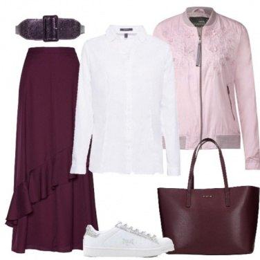 Outfit Colletto alto