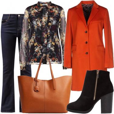 Outfit Fiori invernali