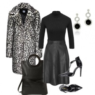 Outfit Animalier