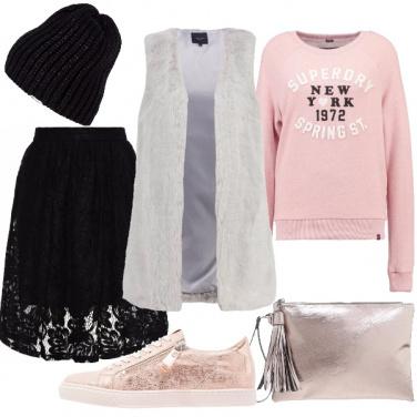 Outfit Urban blush