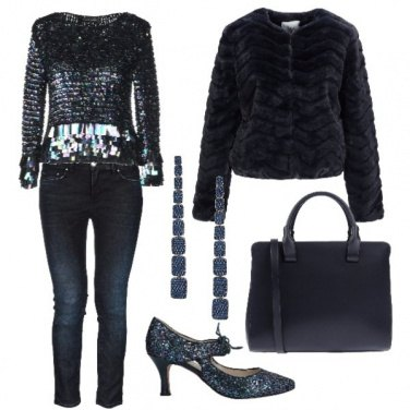 Outfit Cangiante