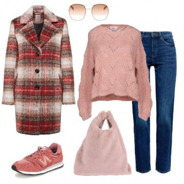 Outfit Rose d'inverno