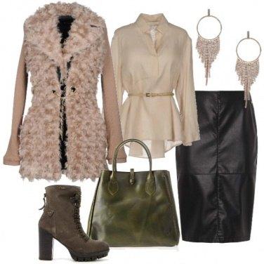 Outfit Colori del bosco